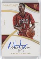 Rookie Autographs - Rashad Vaughn #/25