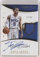 Basketball - Tyus Jones #/99