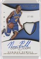 Basketball - Norman Powell #/99