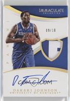 Basketball - Dakari Johnson /10