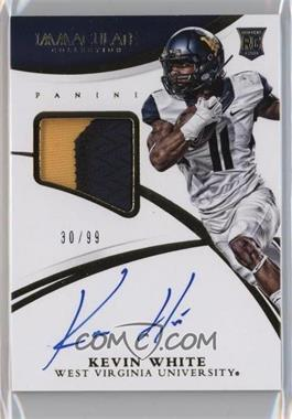 2015 Panini Immaculate Collection Collegiate -  Base  - Patch Autographs   Autographed    f4294b7f4