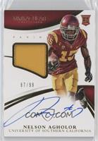 Football Rookies - Nelson Agholor /99