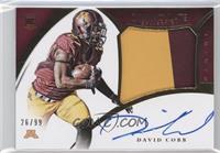 Rookie - David Cobb /99