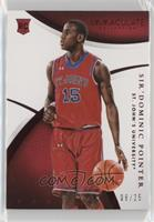 Rookie - Sir'Dominic Pointer [Noted] #/25