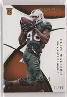 Rookie - Clive Walford #/99