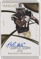 Rookie Autographs - Breshad Perriman [Noted] #/99