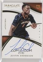 Rookie Autographs - Justin Anderson #/99