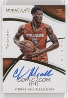 Rookie Autographs - Chris McCullough #/99