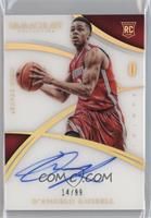 D'Angelo Russell #/99