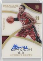 Anthony Brown #/99