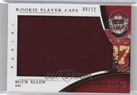 Buck Allen #/12