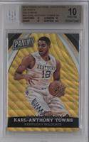 Karl-Anthony Towns /15 [BGS 10 PRISTINE]
