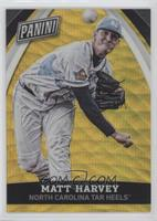 Matt Harvey #/15