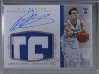Basketball Materials Signatures - R.J. Hunter /10