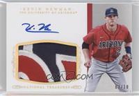 Baseball Materials Signatures - Kevin Newman /10