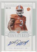 Rookie Signatures - Vic Beasley Jr. /25