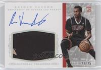 Basketball Materials Signatures - Rashad Vaughn /25