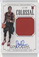 Basketball - Delon Wright #/99