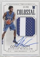 Basketball - Justise Winslow #/99