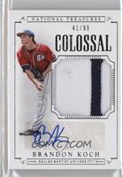 Baseball - Brandon Koch /99