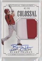 Baseball - Blake Trahan #/99