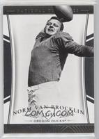 Legends - Norm Van Brocklin #/99