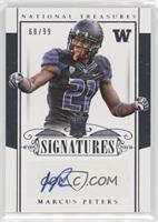 Rookie Signatures - Marcus Peters [EX to NM] #/99