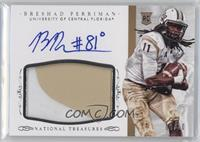 Football Materials Signatures - Breshad Perriman /10
