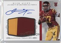 Football Materials Signatures - Buck Allen /99