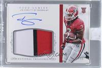 Football Materials Signatures - Todd Gurley /99 [ENCASED]