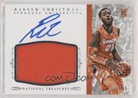 Basketball Materials Signatures - Rakeem Christmas /99