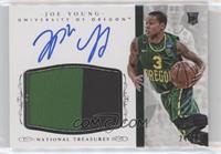 Basketball Materials Signatures - Joe Young /99