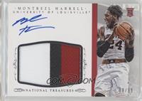 Basketball Materials Signatures - Montrezl Harrell /99