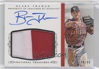 Baseball Materials Signatures - Blake Trahan #/99