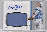 Baseball Materials Signatures - Skye Bolt /99