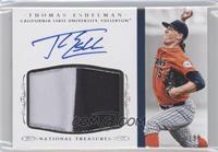 Baseball Materials Signatures - Thomas Eshelman /99