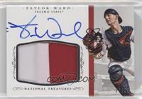 Baseball Materials Signatures - Taylor Ward /99