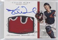 Baseball Materials Signatures - Taylor Ward /99