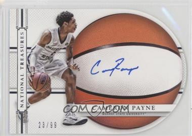 2015 Panini National Treasures College - Basketball Signature Die-Cuts #3 - Cameron Payne /99