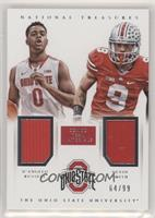 D'Angelo Russell, Devin Smith #/99