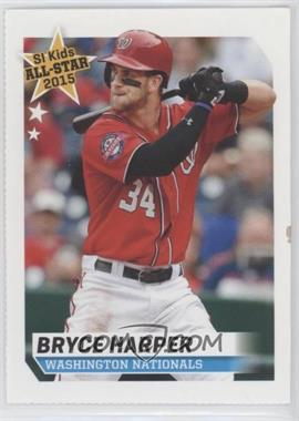 2015 Sports Illustrated for Kids Series 5 - [Base] #480 - All-Star - Bryce Harper