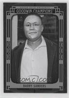 Black and White - Barry Sanders