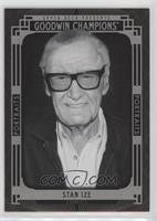 Black and White Portraits - Stan Lee