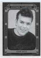 Black and White Portraits - Adam Oates