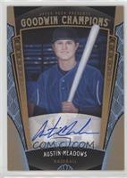 Baseball Prospects Autographs - Austin Meadows