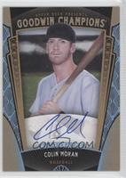 Baseball Prospects Autographs - Colin Moran