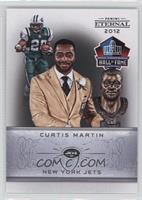 Pro Football Hall of Fame - Curtis Martin /128
