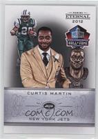 Pro Football Hall of Fame - Curtis Martin /128