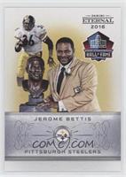 Pro Football Hall of Fame - Jerome Bettis /174