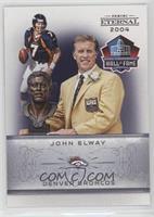 Pro Football Hall of Fame - John Elway /191